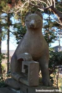 稲荷神社(川口市石神)6