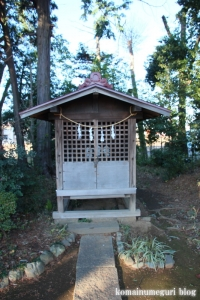 稲荷神社(川口市石神)13