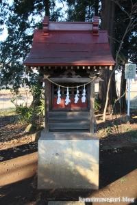 稲荷神社(川口市石神)14