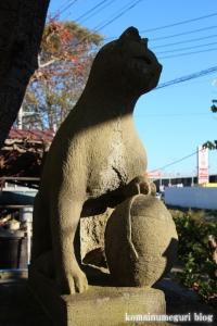 稲荷神社(川口市石神)15