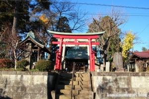 稲荷神社(川口市石神)1