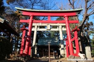 稲荷神社(川口市石神)3