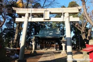 稲荷神社(川口市石神)7