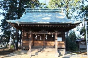 稲荷神社(川口市石神)9