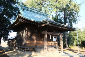 稲荷神社(川口市石神)10