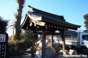 朝日神社(川口市木曾呂)8
