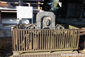 朝日神社(川口市木曾呂)11