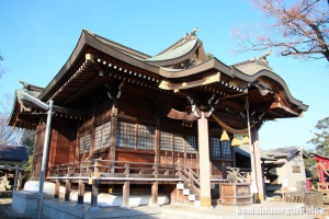 朝日神社(川口市木曾呂)14
