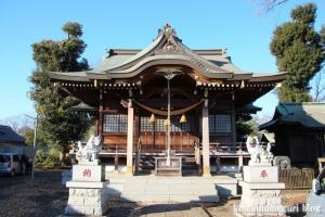 朝日神社(川口市木曾呂)13