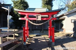 朝日神社(川口市木曾呂)17