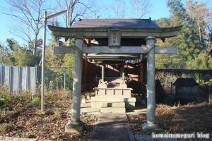 朝日神社(川口市木曾呂)25
