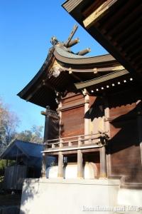 朝日神社(川口市木曾呂)15