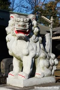 朝日神社(川口市木曾呂)9
