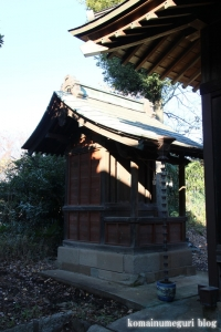 朝日神社(川口市木曾呂)21