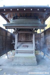 朝日神社(川口市木曾呂)23