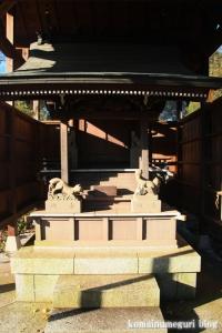 朝日神社(川口市木曾呂)26