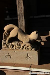 朝日神社(川口市木曾呂)28