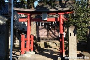 稲荷神社(さいたま市緑区下山口新田)2