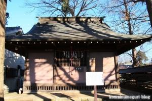 稲荷神社(さいたま市緑区下山口新田)5