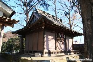 稲荷神社(さいたま市緑区下山口新田)7