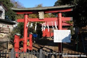 稲荷神社(さいたま市緑区大間木)2