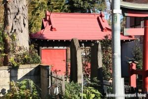 稲荷神社(さいたま市緑区大間木)5