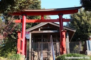 附島氷川女体神社(さいたま市緑区大間木)2