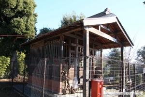 附島氷川女体神社(さいたま市緑区大間木)5