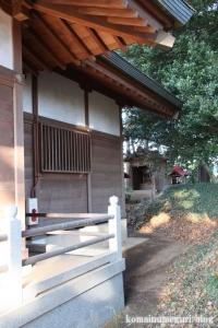 氷川神社(川口市柳崎)8