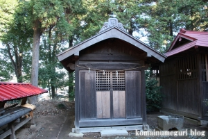 大谷口氷川神社(さいたま市南区大谷口)21