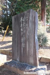 大谷口氷川神社(さいたま市南区大谷口)5