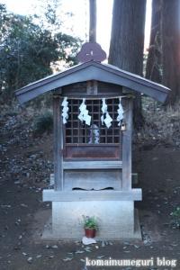 大谷口氷川神社(さいたま市南区大谷口)19