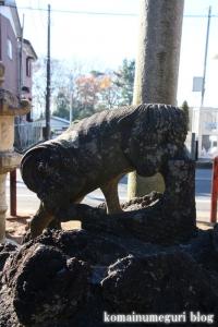 大谷口氷川神社(さいたま市南区大谷口)25
