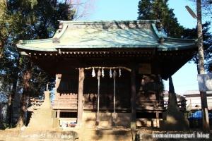 氷川神社(さいたま市南区太田窪)6