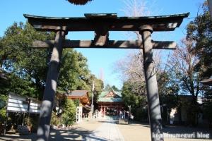 前川神社(川口市前川町)9