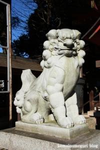 前川神社(川口市前川町)16