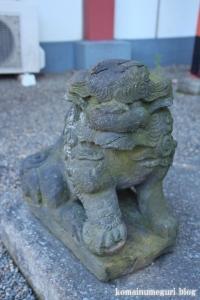 前川神社(川口市前川町)38