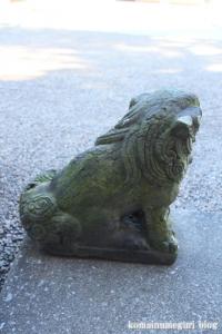 前川神社(川口市前川町)35