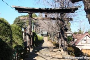 鶴ケ丸八幡神社(川口市芝)6