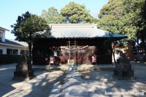 鶴ケ丸八幡神社(川口市芝)9