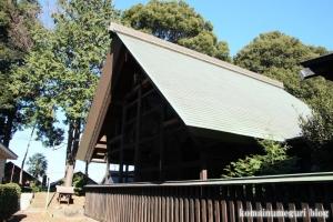 鶴ケ丸八幡神社(川口市芝)15