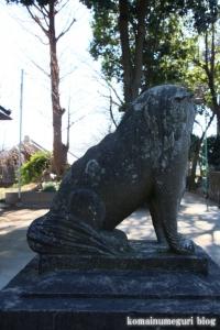鶴ケ丸八幡神社(川口市芝)20