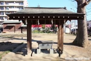 羽尽神社(川口市芝)4