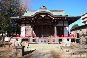 羽尽神社(川口市芝)10