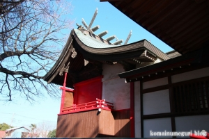 羽尽神社(川口市芝)15