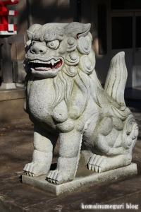 羽尽神社(川口市芝)8