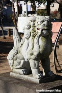 羽尽神社(川口市芝)9