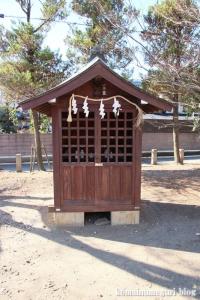 羽尽神社(川口市芝)5