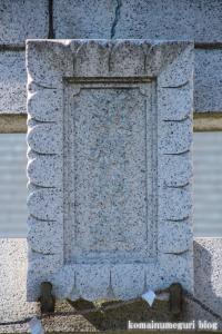 須賀神社(川口市芝)3