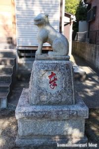 御嶽神社(川口市芝樋ノ爪)7